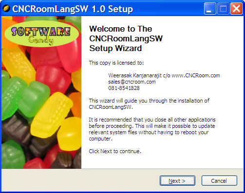 CNCRoom Language Switch