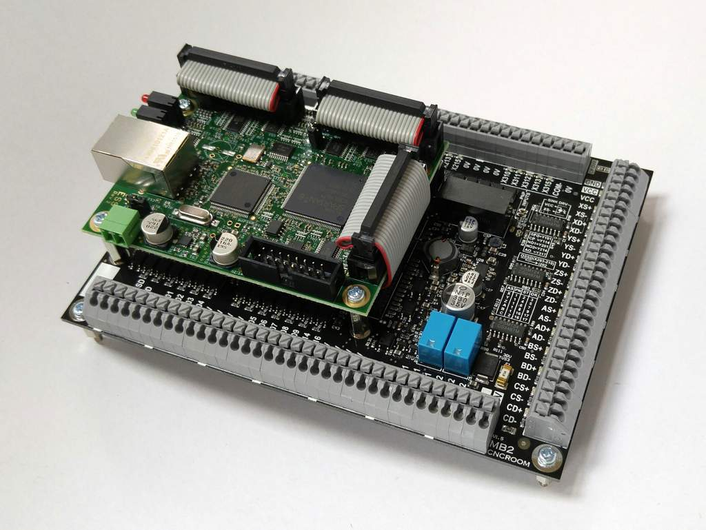 MB2 ESS ethernet smooth stepper BOB breakout out board [MB2]