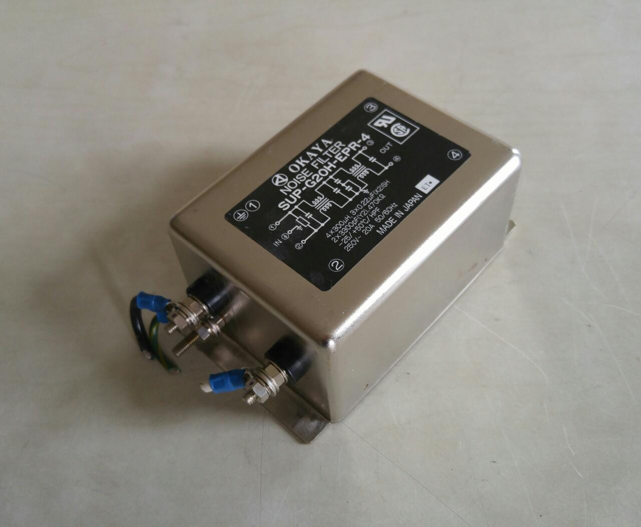 Noise Filter OKAYA 20 Amp
