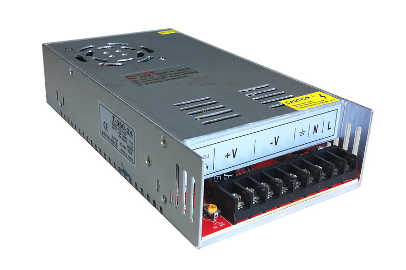 24VDC 15A Switching Power Supply
