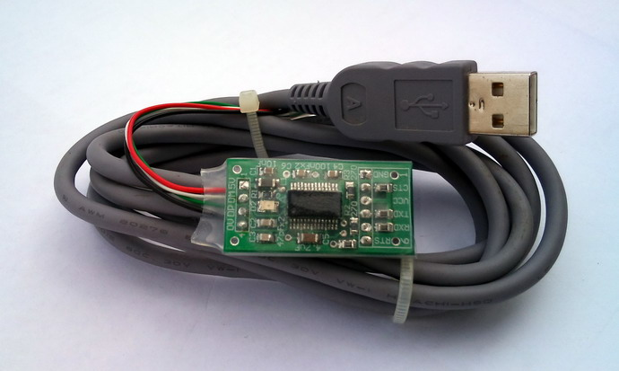USB-SPI link cable - Click Image to Close